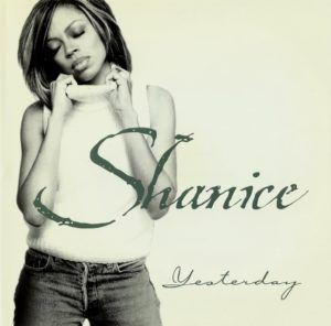 Shanice_yesterday single cover