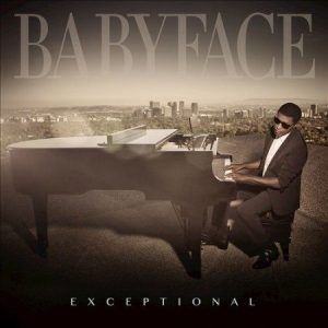 Babyface Exceptional Single Cover