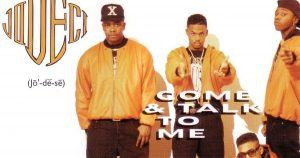 Jodeci Come and Talk To Me Single Cover